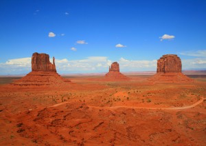 Moab - Monument Valley - Page (435 Km / 4h 35min).jpg