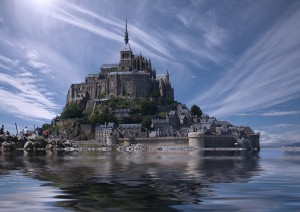 Caen - Mont-saint-michel - Pontorson (130 Km / 1h 30).jpg