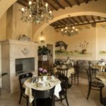 Sala colazione di Palazzo Pacini