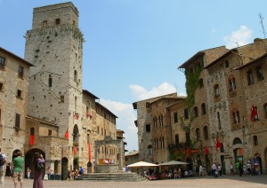 San Gimignano - Colle Di Val D'elsa (35 Km).jpg