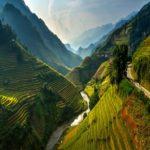 Paesaggio del Vietnam