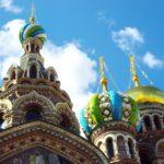 Chiesa di San Salvatore sul Sangue Versato a San Pietroburgo