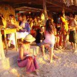 Locale sulla spiaggia