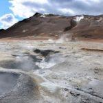 L'area geotermica di Hverir