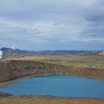 L'area geotermica di Krafla
