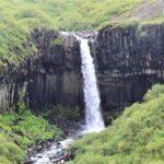 La cascata di Skaftafell