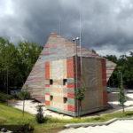 Auditorium progettato da Renzo Piano