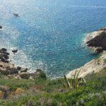 Costa dell'isola del Giglio