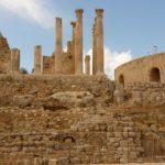 Tempio di Diana a Jerash