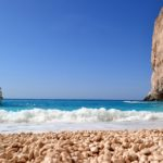 Spiaggia di ciotoli