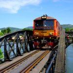 Treno sul fiume Kwai