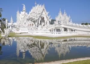 Chiang Rai - Triangolo D'oro - Tempio Bianco - Chiang Mai.jpg