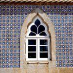 Particolare di casa a Sintra