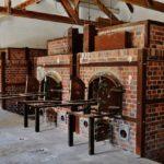 Forni crematori a Dachau