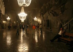 Italia (volo) Cracovia: Miniere Di Sale Di Wieliczka.jpg