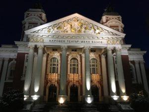 Sofia, Teatro Nazionale Ivan Vazov