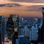 Veduta di Bangkok