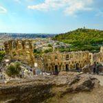 Atene, resti archeologici