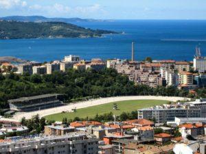 Veduta di Trieste