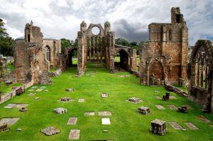 Rovine della cattedrale di Elgin