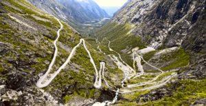 Trollstigen, una delle strade più assurde del mondo!