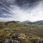 Panorama alle isole Lofoten