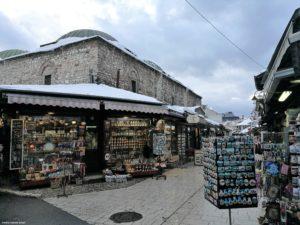 Il bazar di Sarajevo