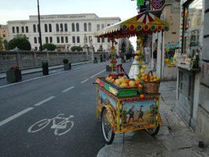 Per le vie di Palermo: i carretti