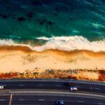 Veduta della costa