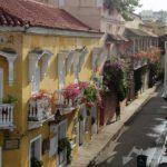L'architettura e i colori di Cartagena