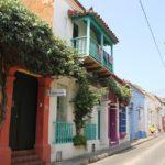 Le vie di Cartagena