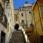 Vie del centro storico di Cagliari