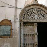 Porte intagliate per le vie di Stone Town
