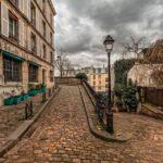 Per le vie di Montmartre