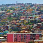 I variopinti colli di Valparaiso