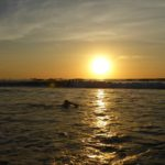 Surfista a Playa Tamarindo