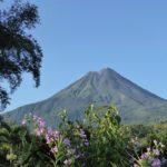 Il vulcano Arenal a La Fortuna
