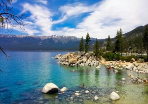 Lake Tahoe - Lassen Volcanic Np - Redding (360 Km / 4h 30min).jpg