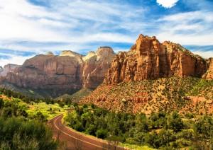 Kanab - Zion National Park - Las Vegas (335 Km / 3h 40min).jpg
