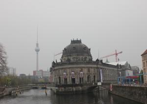 Berlino: Alexanderplatz E Isola Dei Musei.jpg