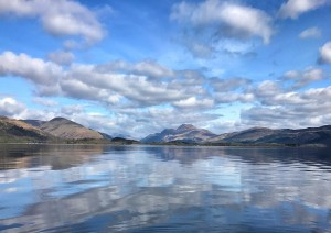 Kyle Of Lochalsh - Inveraray - Loch Lomond - Glasgow (345 Km / 4h 50min).jpg
