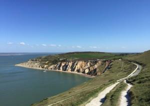 Brighton - Southampton (traghetto) Isola Di Wight (traghetto) Southampton (100 Km).jpg