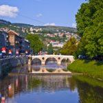 Il ponte Latino a Sarajevo