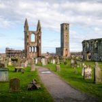 Rovine della cattedrale di St Andrews