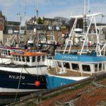 Anstruther, villaggio di pescatori nel Fife