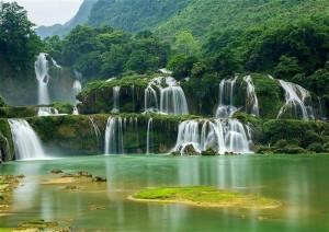 Cao Bang - Cascata Di Ban Gioc - Cao Bang .jpg