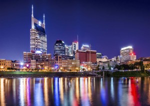 Memphis - Nashville (345 Km / 3h 10min).jpg