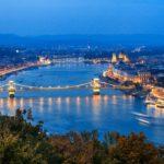 Veduta del Danubio