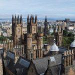 Veduta di Edimburgo