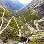"""Trollstigen, il """"sentiero dei Troll"""""""